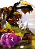Viva Piñata (Special Edition) Xbox 360 Other Cardboard Sleeve - Inside - Left Flap