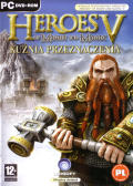 Heroes of Might and Magic V: Hammers of Fate Windows Other Keep Case - Front