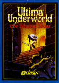 Ultima Underworld: The Stygian Abyss DOS Front Cover