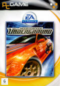 Need for Speed: Underground Windows Front Cover