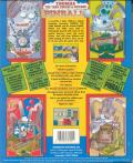 Thomas the Tank Engine and Friends Pinball Amiga Back Cover