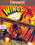 Wings Amiga Front Cover