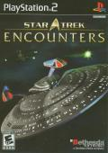Star Trek: Encounters PlayStation 2 Front Cover