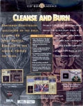 Space Hulk DOS Back Cover