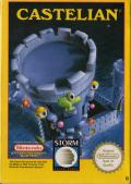Tower Toppler NES Front Cover