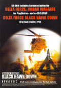 Delta Force: Task Force Dagger Windows Inside Cover Left