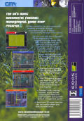 Championship Manager 4 Windows Back Cover