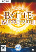 The Lord of the Rings: The Battle for Middle-Earth Windows Front Cover