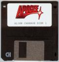 Alien Carnage DOS Media Disk 1/2