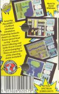 Super Stuntman ZX Spectrum Back Cover