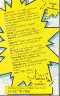 Super Stuntman ZX Spectrum Inside Cover