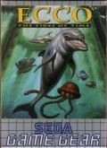 Ecco: The Tides of Time Game Gear Front Cover