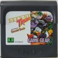 Deep Duck Trouble starring Donald Duck Game Gear Media