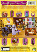 The Sims 2: Glamour Life Stuff Windows Back Cover