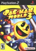 Pac-Man World 3 PlayStation 2 Front Cover