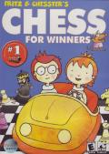 Fritz & Chesster's Chess for Winners Windows Front Cover