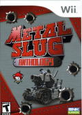 Metal Slug Anthology Wii Front Cover