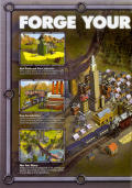 Sid Meier's Railroads! Windows Inside Cover Left Flap