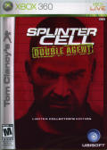 Tom Clancy's Splinter Cell: Double Agent (Limited Collector's Edition) Xbox 360 Front Cover