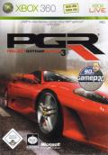 Project Gotham Racing 3 Xbox 360 Front Cover