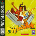 Psybadek PlayStation Front Cover