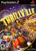 Thrillville PlayStation 2 Front Cover