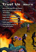 Farscape: The Game Windows Inside Cover Right Flap