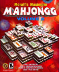 Moraff's Maximum Mahjongg: Volume 2 Windows Front Cover