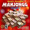 Moraff's Maximum Mahjongg: Volume 2 Windows Other Jewel Case - Front