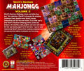 Moraff's Maximum Mahjongg: Volume 2 Windows Other Jewel Case - Back