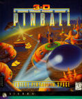 3-D Ultra Pinball Windows Front Cover