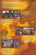 Dark Age of Camelot: Epic Edition Windows Front Cover Inner Flap - Far Left