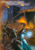 Dark Age of Camelot: Epic Edition Windows Front Cover Inner Flap - Left