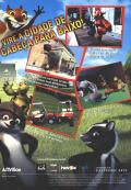 Over the Hedge Windows Back Cover