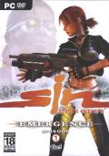 SiN Episodes: Emergence Windows Front Cover