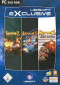 Rayman Special Edition Windows Front Cover