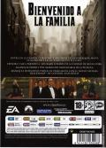 The Godfather: The Game Windows Back Cover