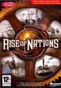 Rise of Nations Windows Front Cover