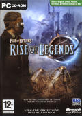 Rise of Nations: Rise of Legends Windows Front Cover
