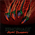 Xenophage: Alien BloodSport DOS Other Jewel Case - Front