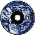 Rise of Nations: Rise of Legends Windows Media Disc 3