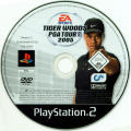Tiger Woods PGA Tour 2005 PlayStation 2 Media