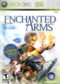 Enchanted Arms Xbox 360 Front Cover