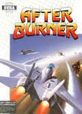 After Burner DOS Front Cover