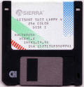 Leisure Suit Larry 5: Passionate Patti Does a Little Undercover Work Macintosh Media Disk 1/7