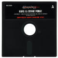 Wizardry: Bane of the Cosmic Forge DOS Media Disk 1/5