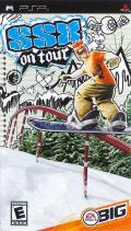SSX on Tour PSP Front Cover