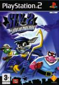 Sly 2: Band of Thieves PlayStation 2 Front Cover