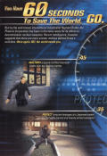 007: Nightfire Windows Inside Cover Left Flap