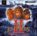 Age of Empires II: The Age of Kings Windows Other Jewel Case - Front